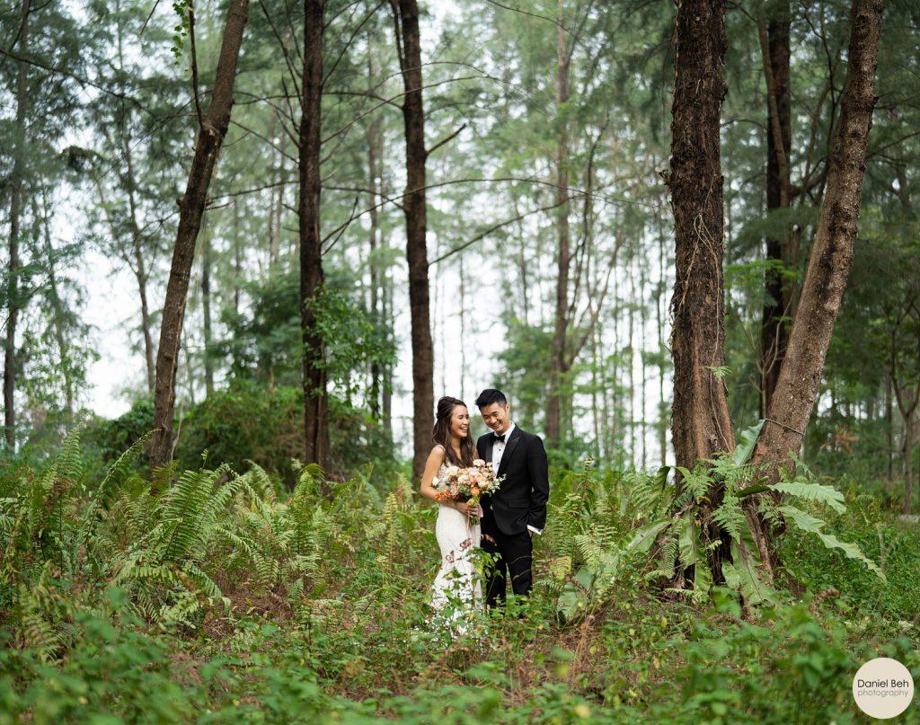 pre wedding national gallery RJC coney island chenxuan loretta